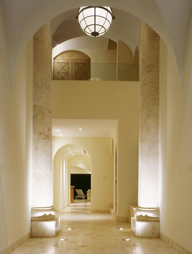 Townhouse Foyer Interior Design : Townhouse remodel interior design jerry jacobs