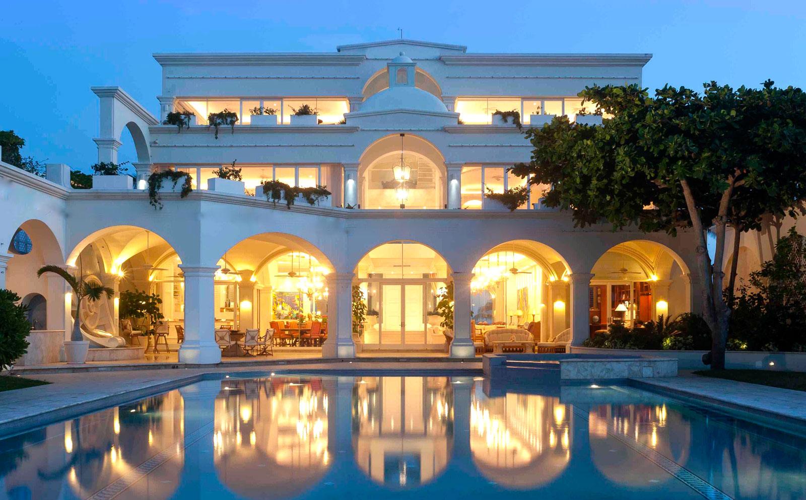 Waterfront Villa Design
