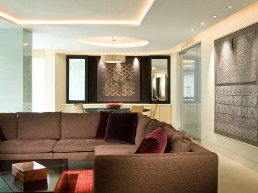Apartment Interior Design Mexico City