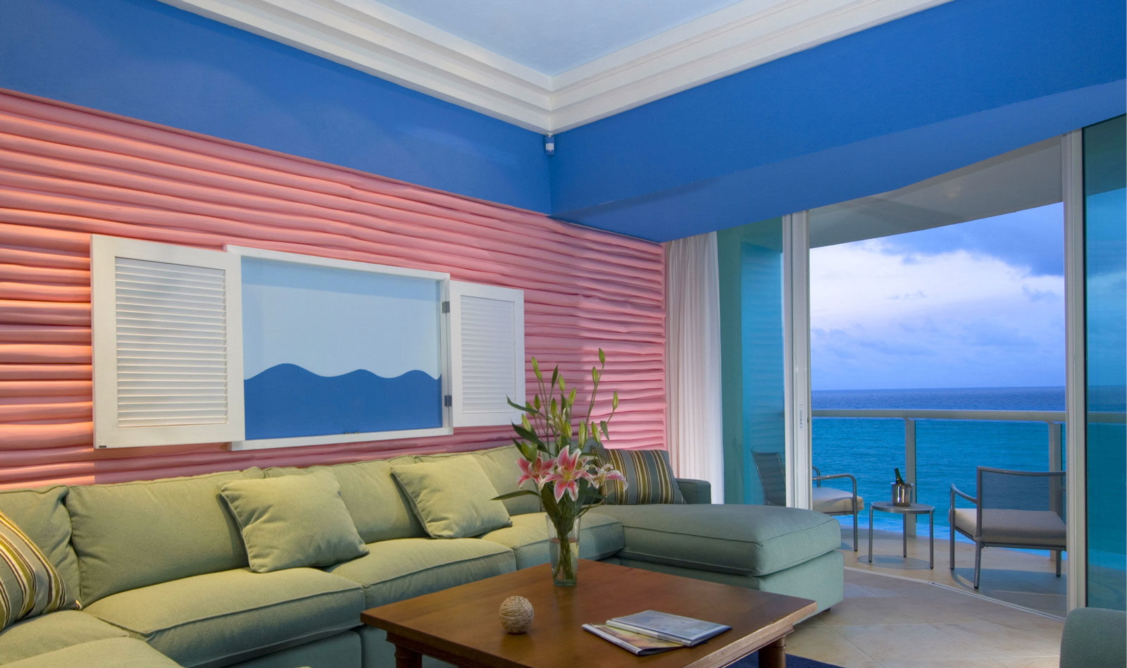 Condo apartment interior design cancun turnkey jerry jacobs for Condo apartment interior design