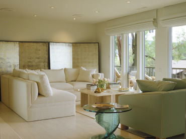 Condominium Interior Design Marin County