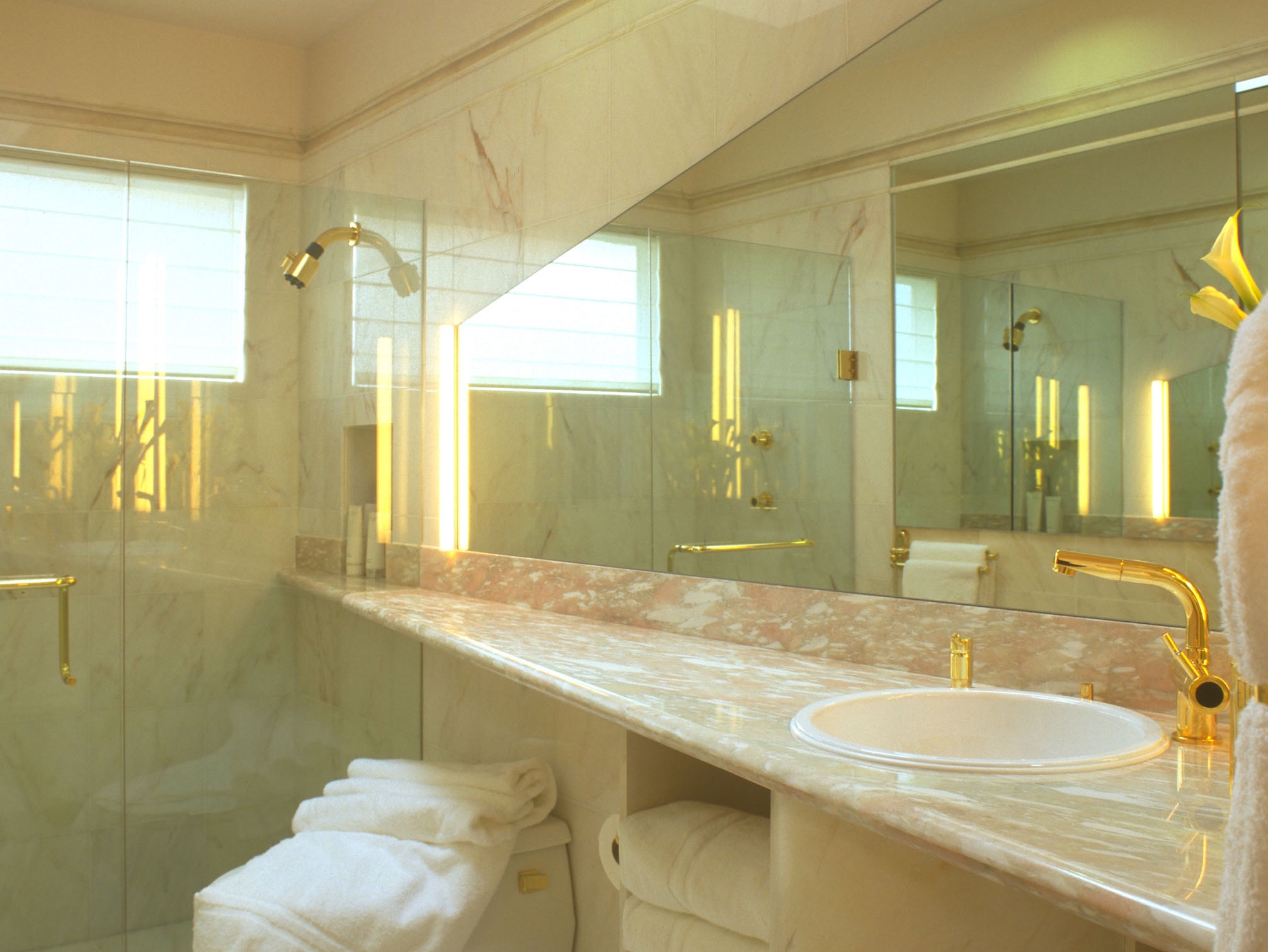 luxury bathroom design in san francisco