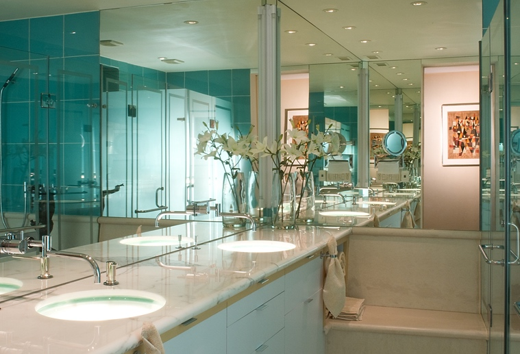 Contemporary Bathroom Designs - Jerry Jacobs Design